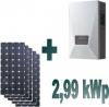Impianto fotovoltaico Hyundai/Mitsubishi 2,99  kWp