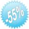 55percento