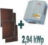 Impianto fotovoltaico Mitsubishi/Fronius