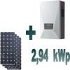 Impianto fotovoltaico Bosch/Mitsubishi