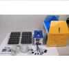 Generatore di corrente fotovoltaico S1207 con lampade a led